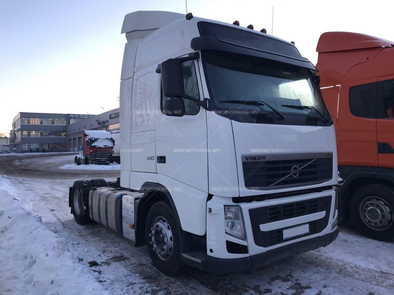 Volvo FH TRUCK 440 2013