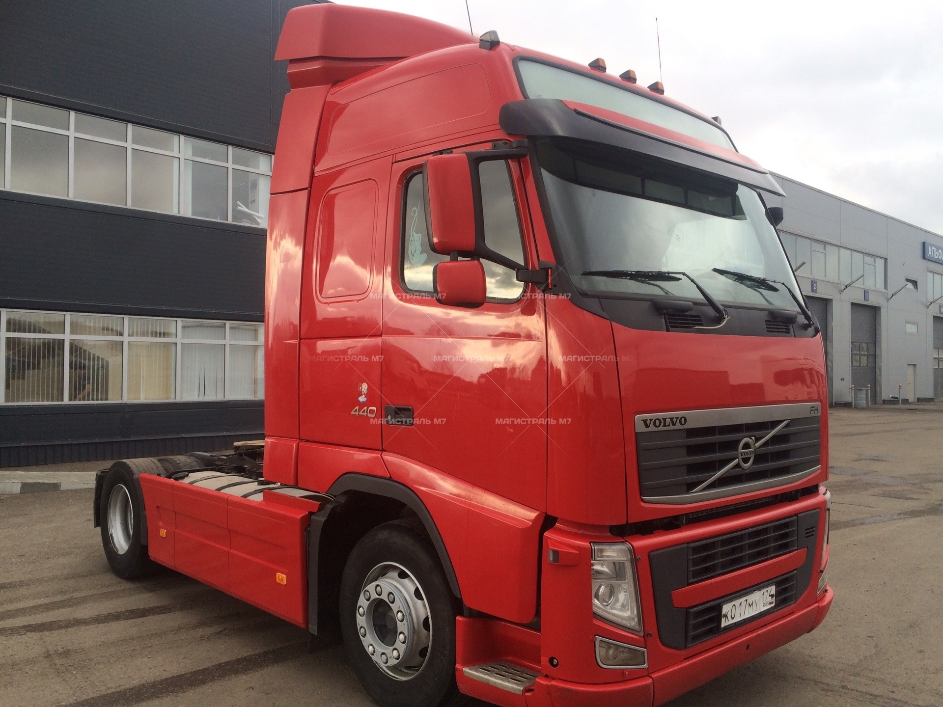 Volvo FH TRUCK 100766