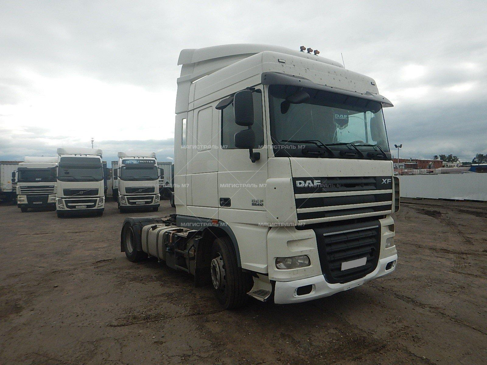 DAF FT XF 105.410.