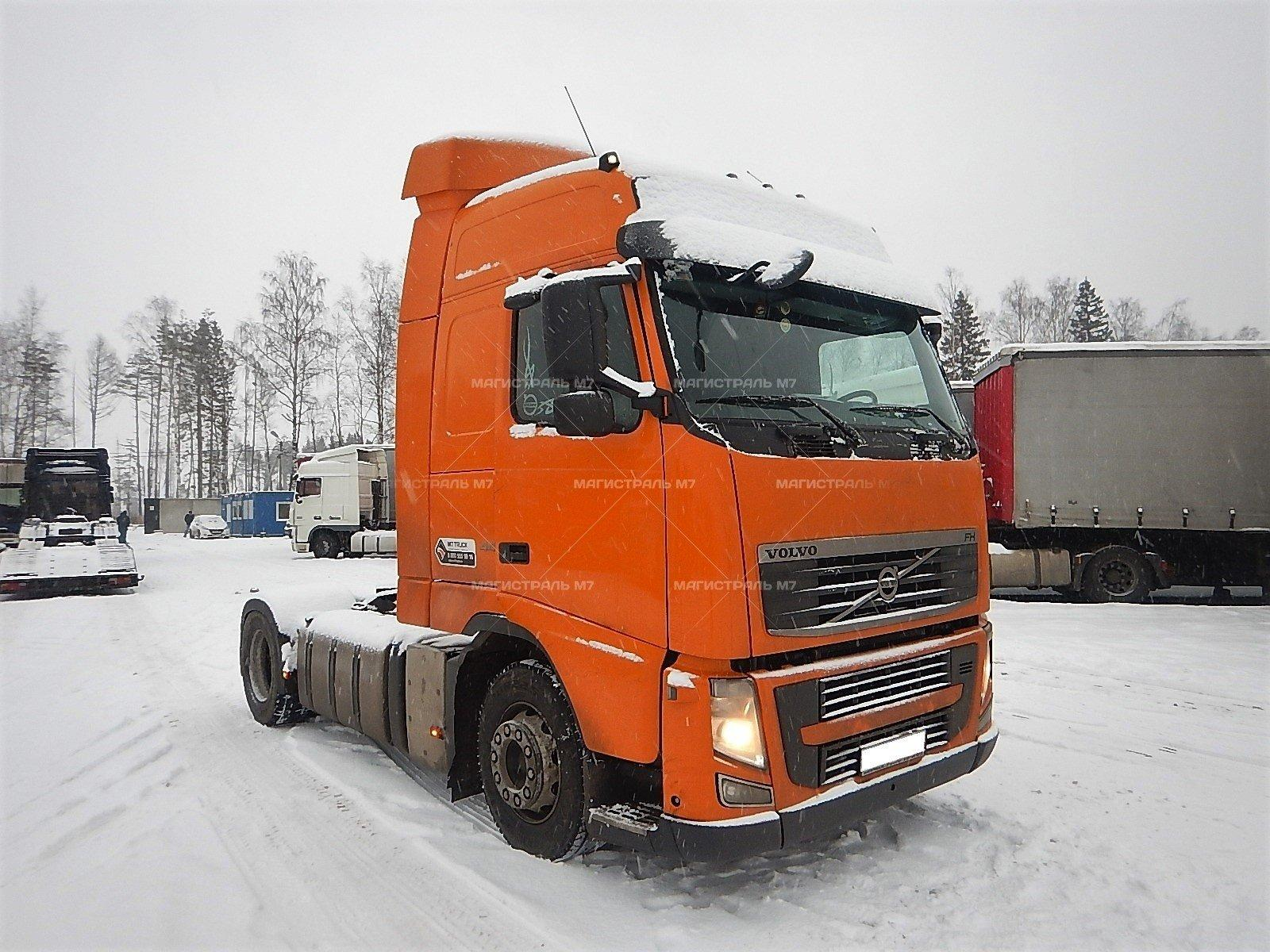 VOLVO FH-ТRUCK 2013г.