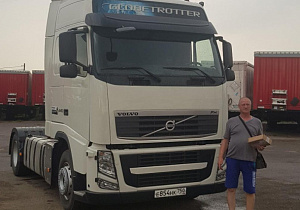 Volvo FH 2014 г.