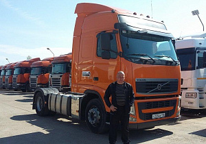 VOLVO FH-ТRUCK 4X2 2013г.